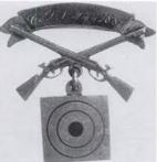 1870's Marksman Pin