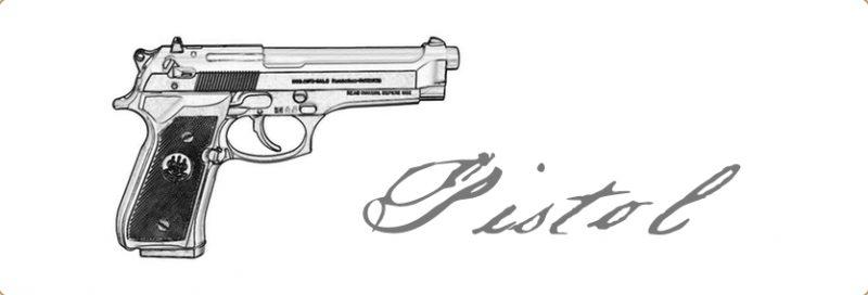 Classic Pistol Qualification Test | Revere's Riders