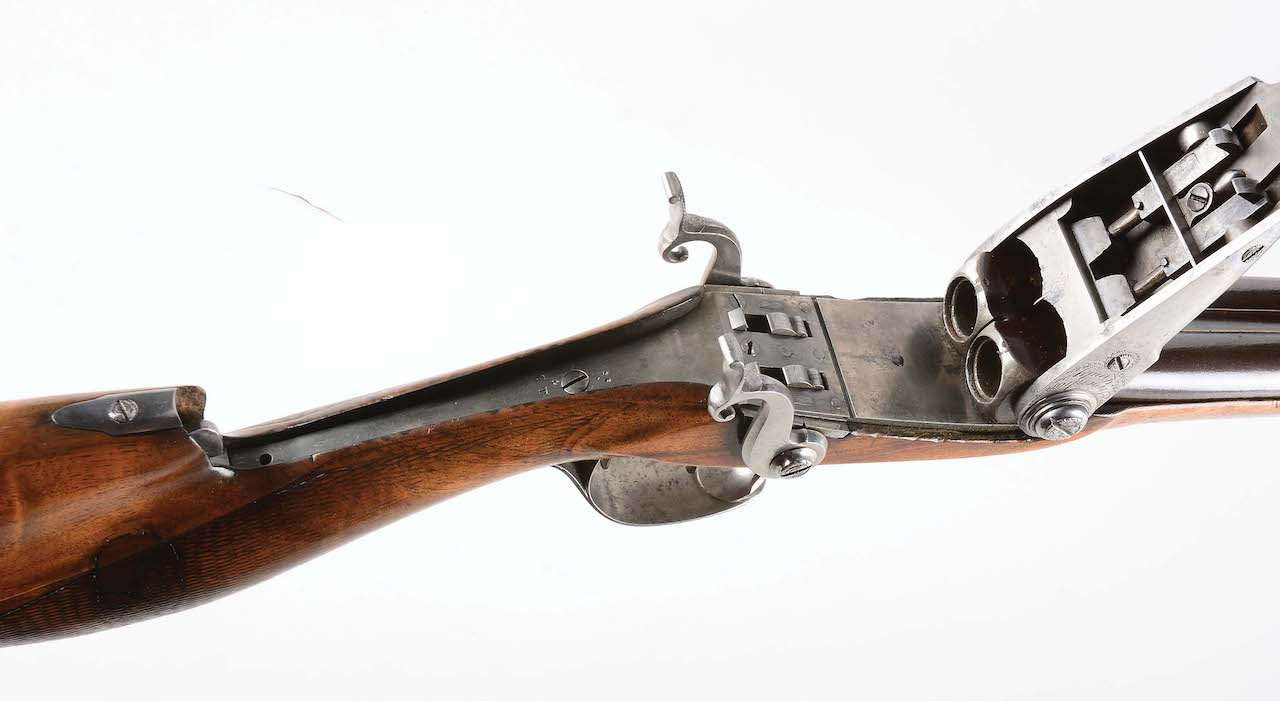 Pauly Breechloading Shotgun | Revere's Riders