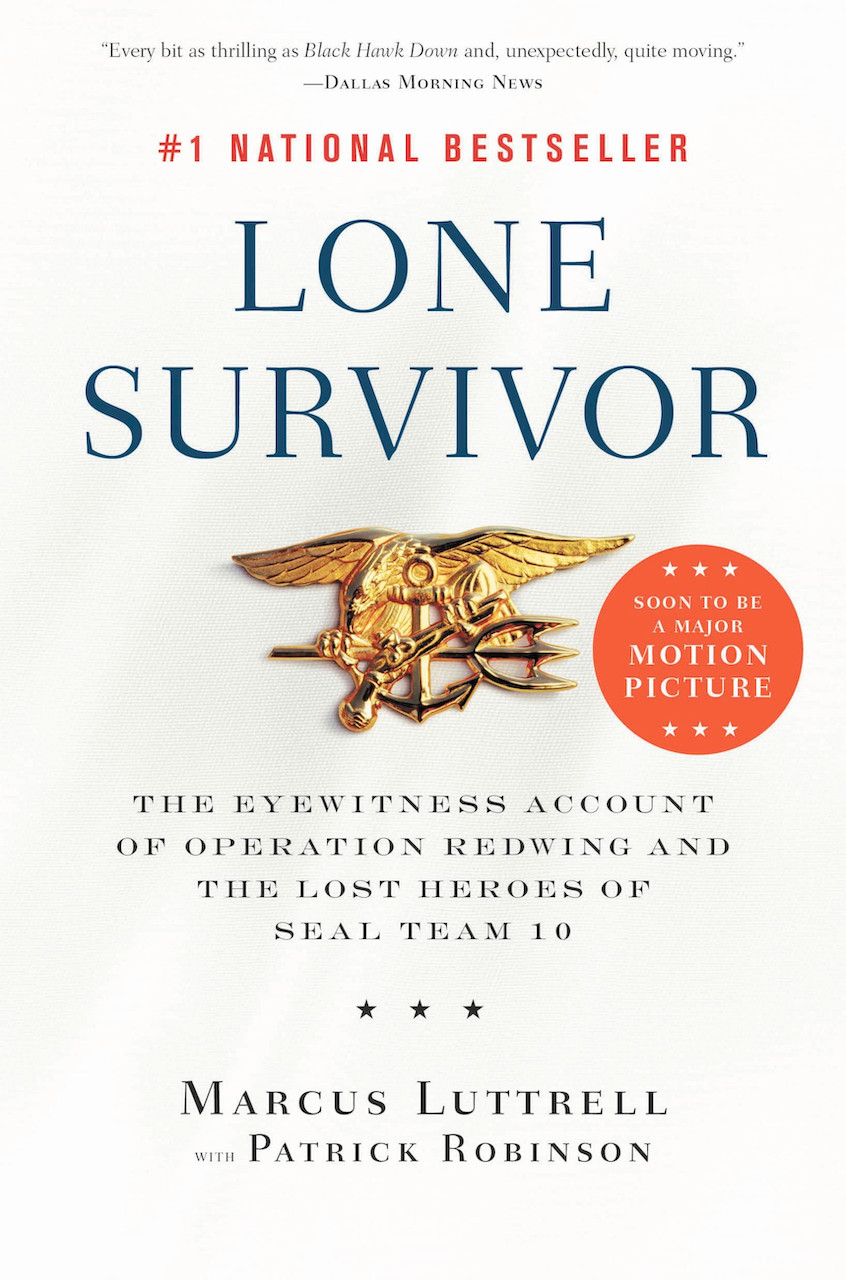 Lone Survivor: The Eyewitness Account of Operation Redwing